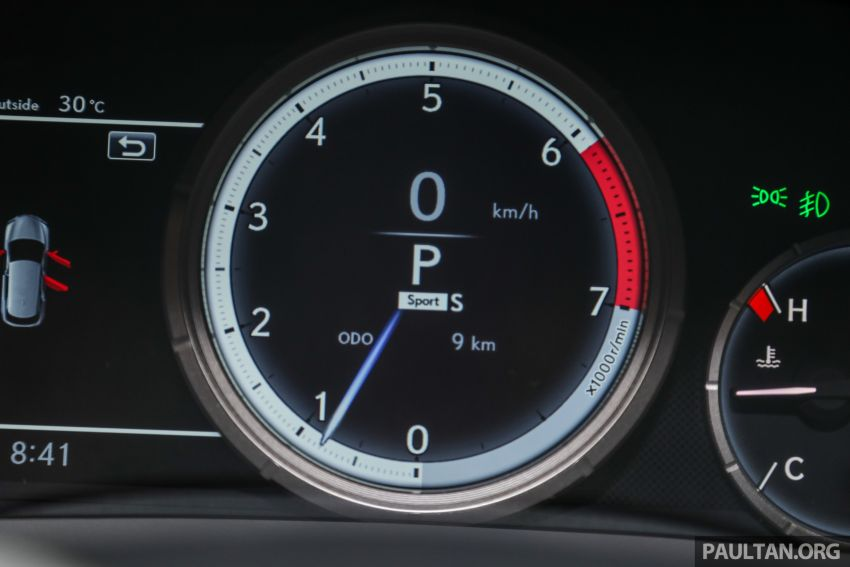 Lexus RX facelift dilancar di Malaysia – tiga varian berenjin 2.0L turbo dengan harga bermula RM400k Image #1012945