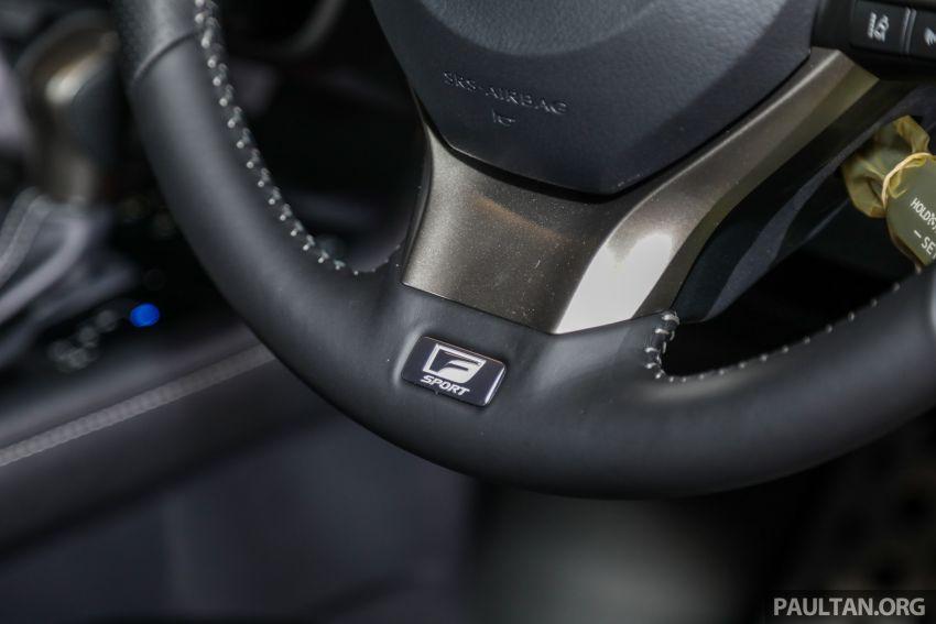 Lexus RX facelift dilancar di Malaysia – tiga varian berenjin 2.0L turbo dengan harga bermula RM400k Image #1012952