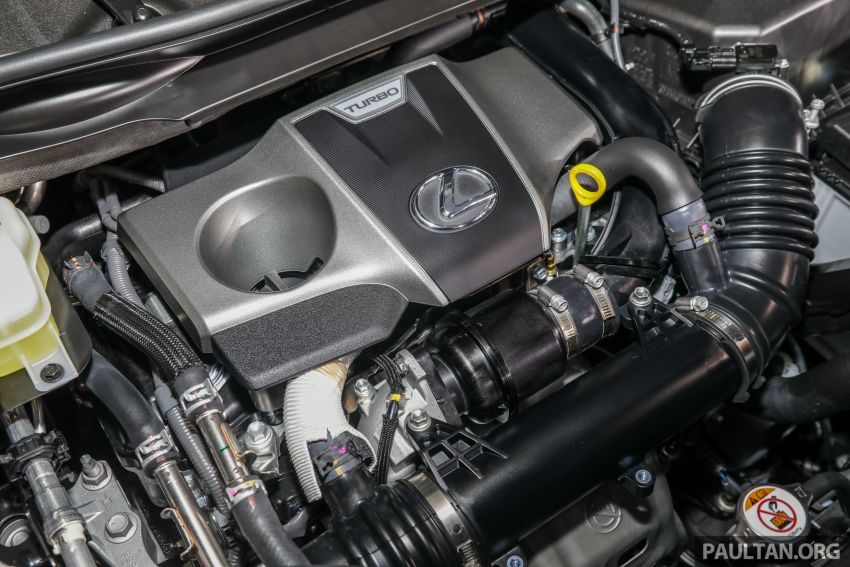 2019 Lexus RX facelift launched in Malaysia – three 2.0L turbo variants offered; priced from RM399,888 Image #1012970