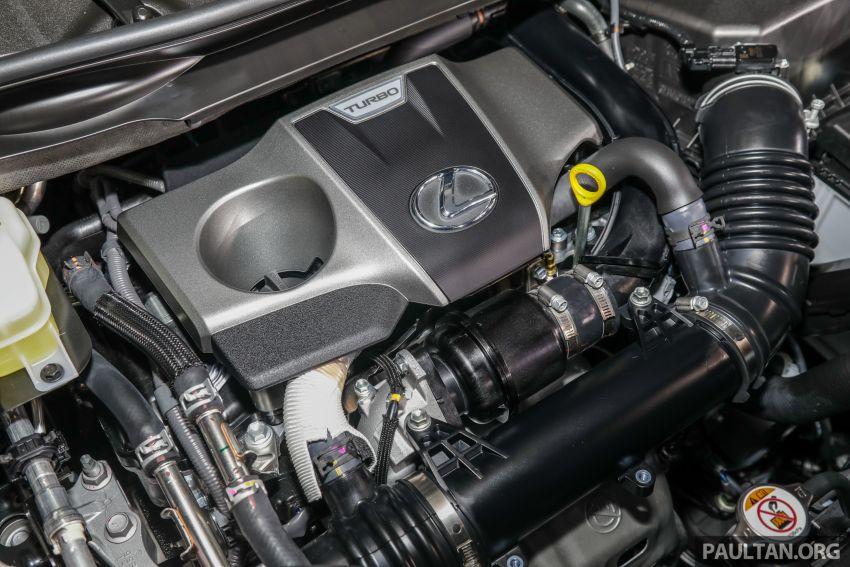 Lexus RX facelift dilancar di Malaysia – tiga varian berenjin 2.0L turbo dengan harga bermula RM400k Image #1013120