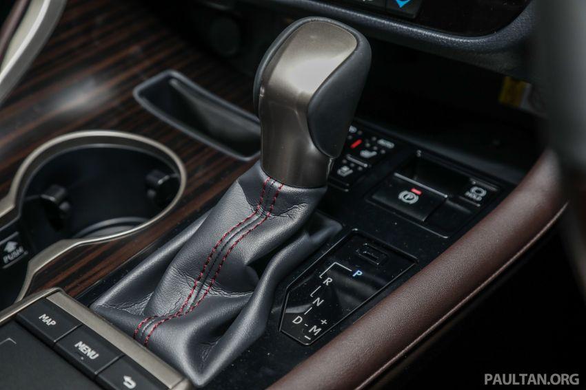 Lexus RX facelift dilancar di Malaysia – tiga varian berenjin 2.0L turbo dengan harga bermula RM400k Image #1013137