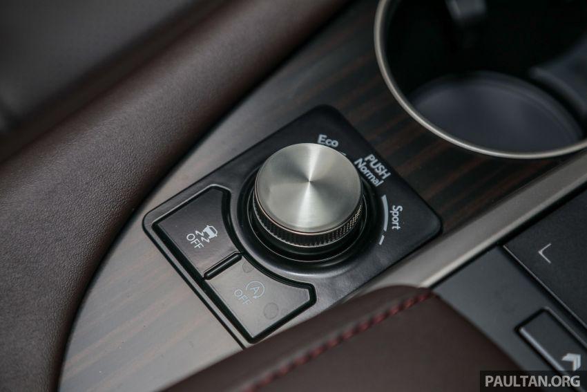 Lexus RX facelift dilancar di Malaysia – tiga varian berenjin 2.0L turbo dengan harga bermula RM400k Image #1013139