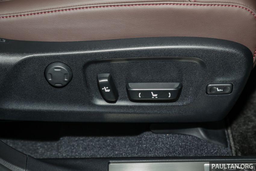 Lexus RX facelift dilancar di Malaysia – tiga varian berenjin 2.0L turbo dengan harga bermula RM400k Image #1013145