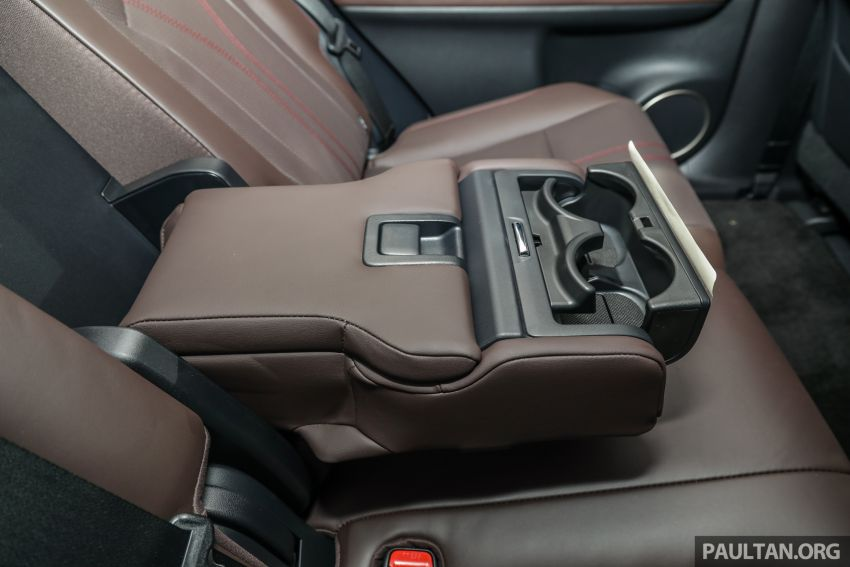 Lexus RX facelift dilancar di Malaysia – tiga varian berenjin 2.0L turbo dengan harga bermula RM400k Image #1013152