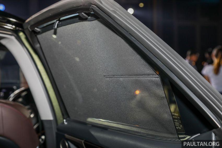 Lexus RX facelift dilancar di Malaysia – tiga varian berenjin 2.0L turbo dengan harga bermula RM400k Image #1013156