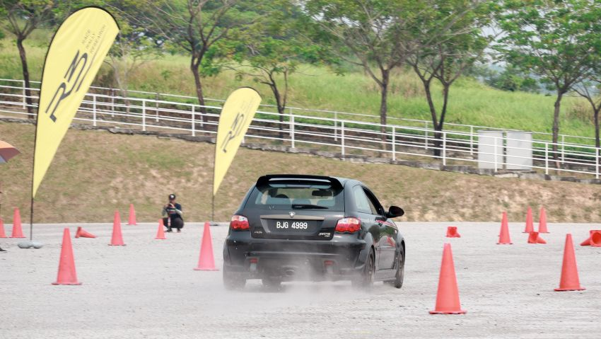 MSF-R3 Lady Racers Search and Mentor Programme – participants taught car control, on-the-limit handling Image #1014740