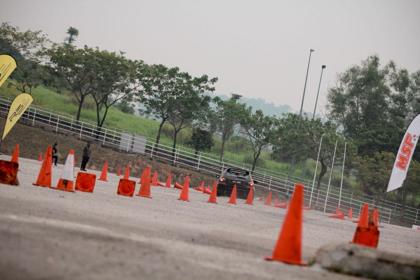 MSF-R3 Lady Racers Search and Mentor Programme – participants taught car control, on-the-limit handling Image #1014743