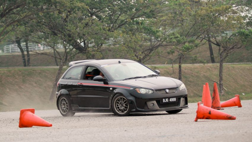 MSF-R3 Lady Racers Search and Mentor Programme – participants taught car control, on-the-limit handling Image #1014744