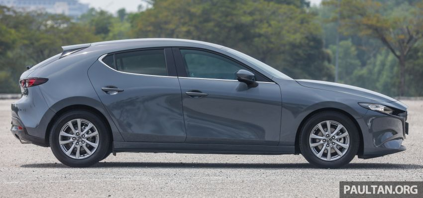 FIRST DRIVE: 2019 Mazda 3 Hatchback and Sedan – good car, but are those premium aspirations justified? Image #1017631