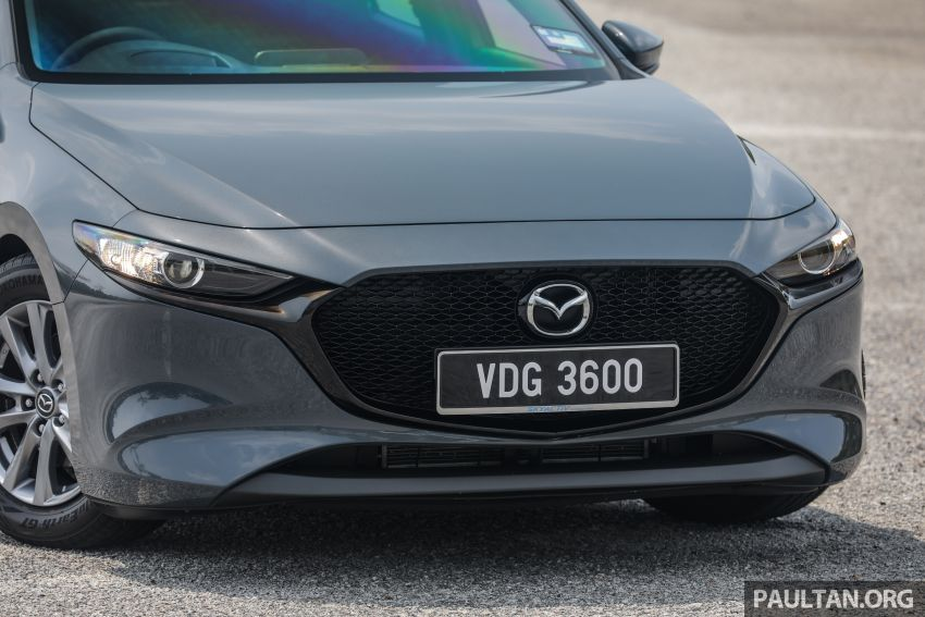 FIRST DRIVE: 2019 Mazda 3 Hatchback and Sedan – good car, but are those premium aspirations justified? Image #1017637