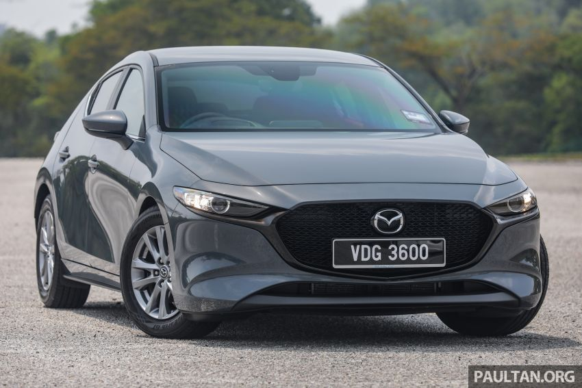 FIRST DRIVE: 2019 Mazda 3 Hatchback and Sedan – good car, but are those premium aspirations justified? Image #1017623