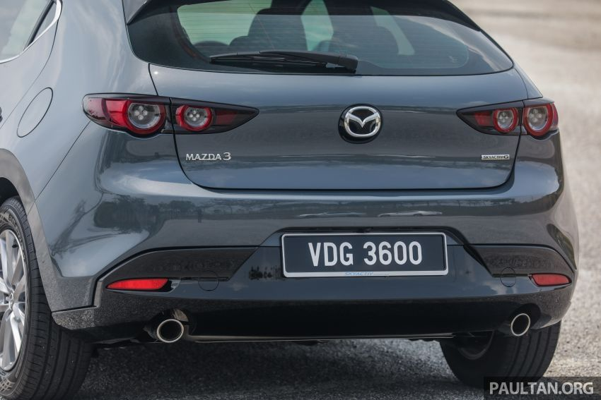 FIRST DRIVE: 2019 Mazda 3 Hatchback and Sedan – good car, but are those premium aspirations justified? Image #1017650