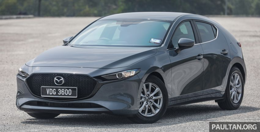 FIRST DRIVE: 2019 Mazda 3 Hatchback and Sedan – good car, but are those premium aspirations justified? Image #1017624