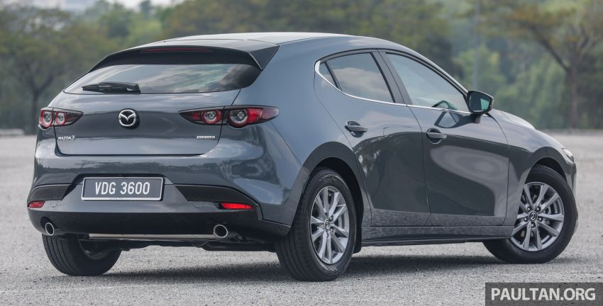FIRST DRIVE: 2019 Mazda 3 Hatchback and Sedan – good car, but are those premium aspirations justified? Image #1017627