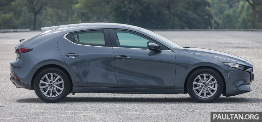 FIRST DRIVE: 2019 Mazda 3 Hatchback and Sedan – good car, but are those premium aspirations justified? Image #1017630