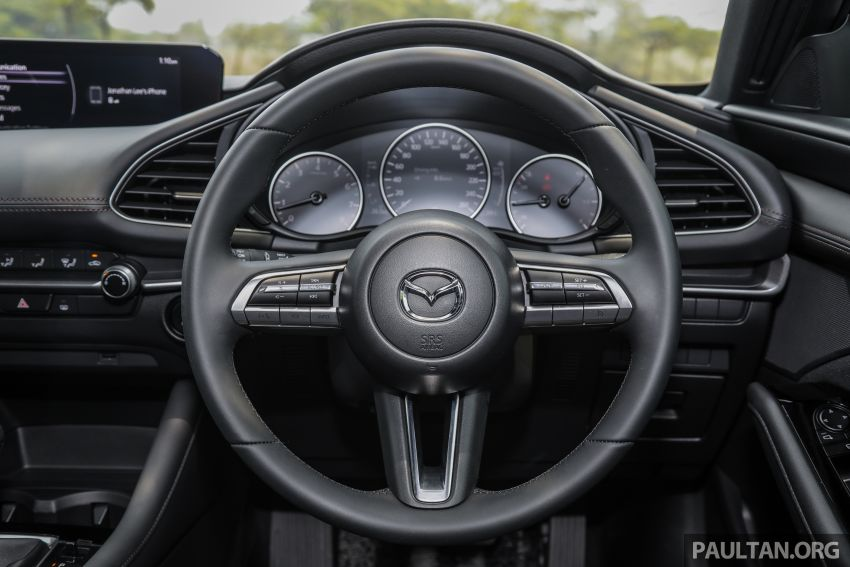 FIRST DRIVE: 2019 Mazda 3 Hatchback and Sedan – good car, but are those premium aspirations justified? Image #1017663