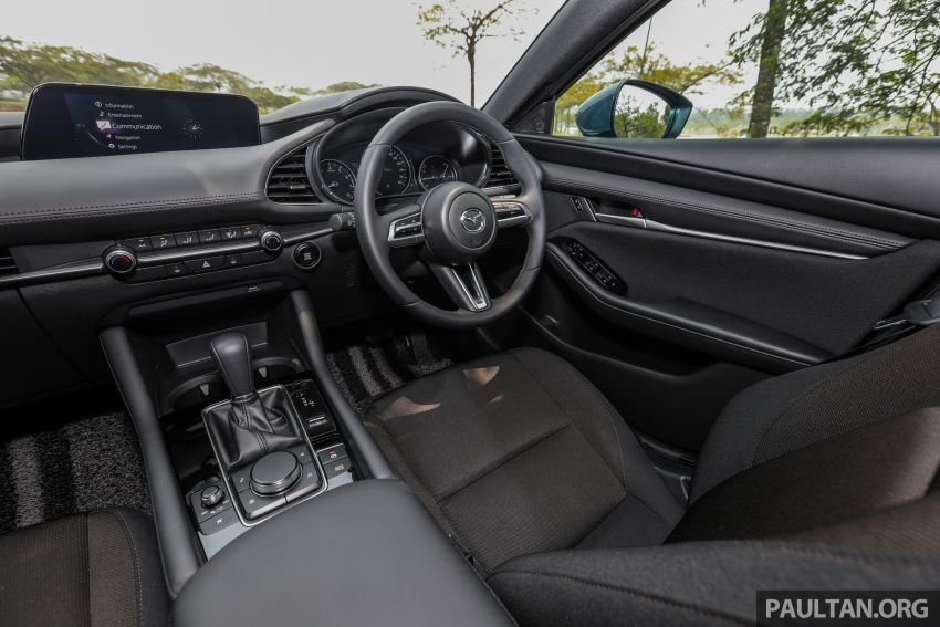 FIRST DRIVE: 2019 Mazda 3 Hatchback and Sedan – good car, but are those premium aspirations justified? Image #1017692