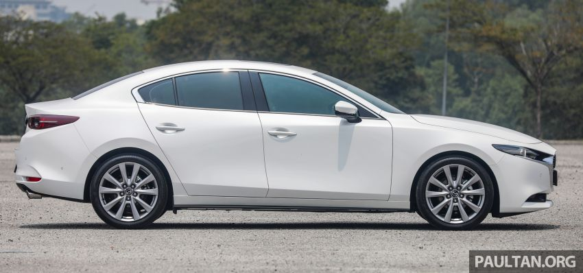 FIRST DRIVE: 2019 Mazda 3 Hatchback and Sedan – good car, but are those premium aspirations justified? Image #1017543