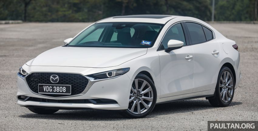 FIRST DRIVE: 2019 Mazda 3 Hatchback and Sedan – good car, but are those premium aspirations justified? Image #1017454