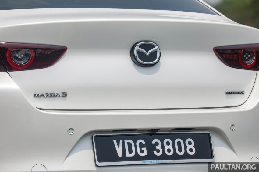 FIRST DRIVE: 2019 Mazda 3 Hatchback and Sedan – good car, but are those premium aspirations justified? Image #1017565