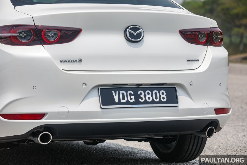 FIRST DRIVE: 2019 Mazda 3 Hatchback and Sedan – good car, but are those premium aspirations justified? Image #1017566