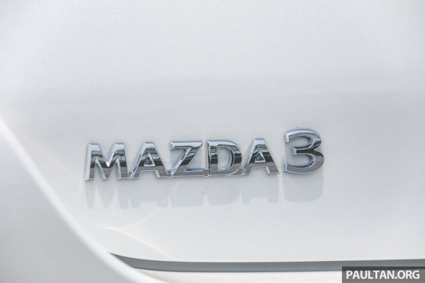 FIRST DRIVE: 2019 Mazda 3 Hatchback and Sedan – good car, but are those premium aspirations justified? Image #1017567
