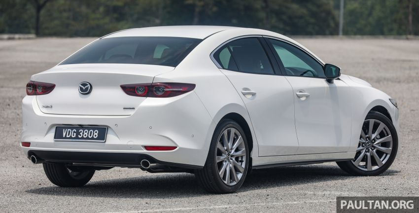 FIRST DRIVE: 2019 Mazda 3 Hatchback and Sedan – good car, but are those premium aspirations justified? Image #1017456