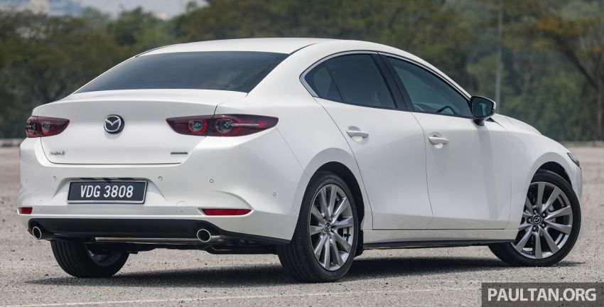 FIRST DRIVE: 2019 Mazda 3 Hatchback and Sedan – good car, but are those premium aspirations justified? Image #1017539