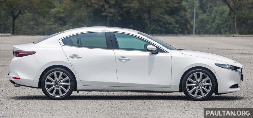 FIRST DRIVE: 2019 Mazda 3 Hatchback and Sedan – good car, but are those premium aspirations justified? Image #1017542