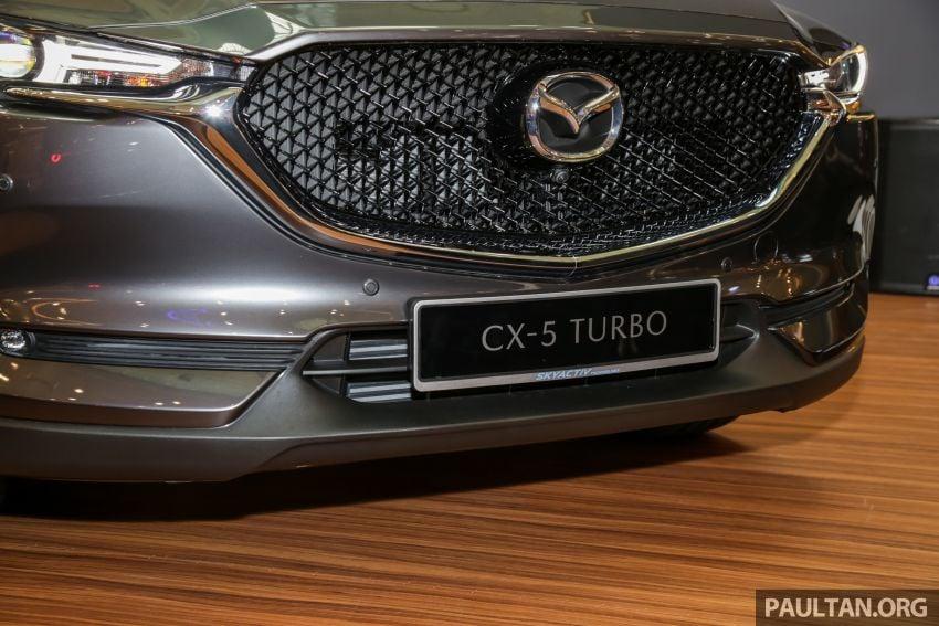 2019 Mazda CX-5 2.5L Turbo previewed in Malaysia Image #1010556