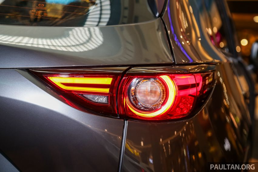 2019 Mazda CX-5 2.5L Turbo previewed in Malaysia Image #1010564