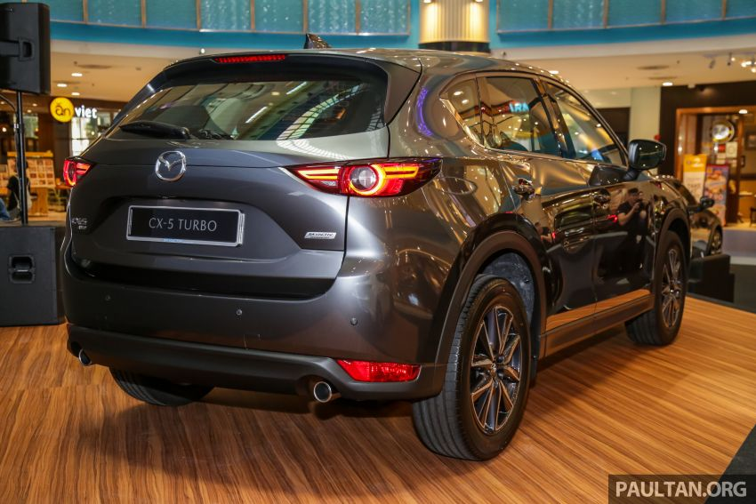 2019 Mazda CX-5 2.5L Turbo previewed in Malaysia Image #1010548