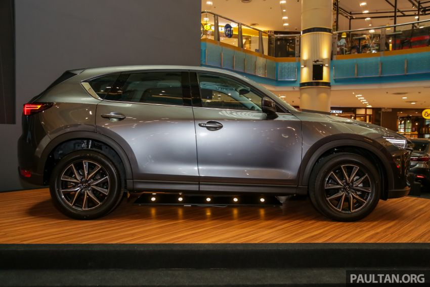 2019 Mazda CX-5 2.5L Turbo previewed in Malaysia Image #1010549