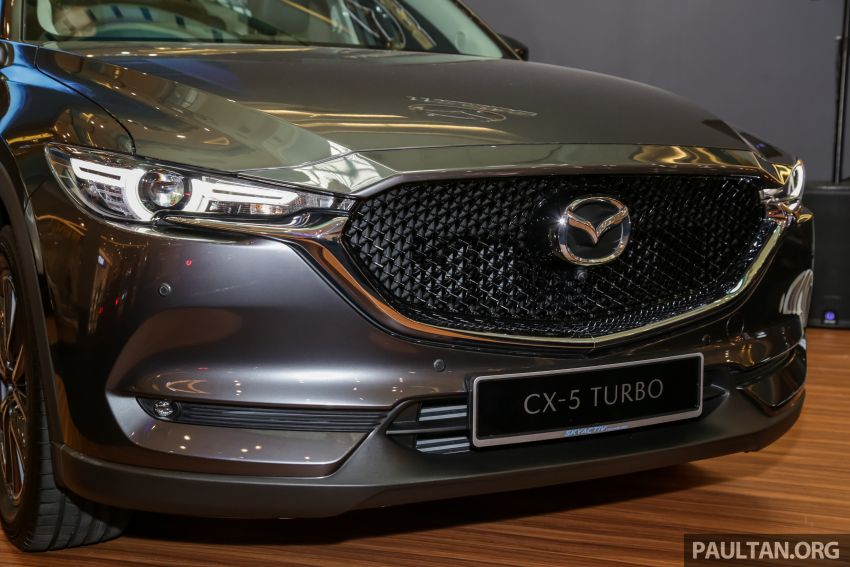 2019 Mazda CX-5 2.5L Turbo previewed in Malaysia Image #1010552