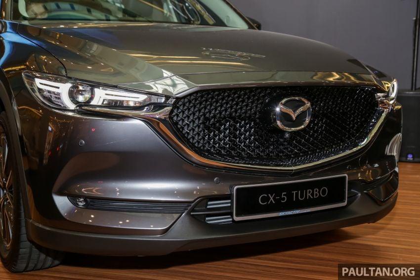 2019 Mazda CX-5 2.5L Turbo previewed in Malaysia Image #1010552