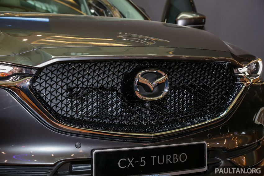 2019 Mazda CX-5 2.5L Turbo previewed in Malaysia Image #1010555