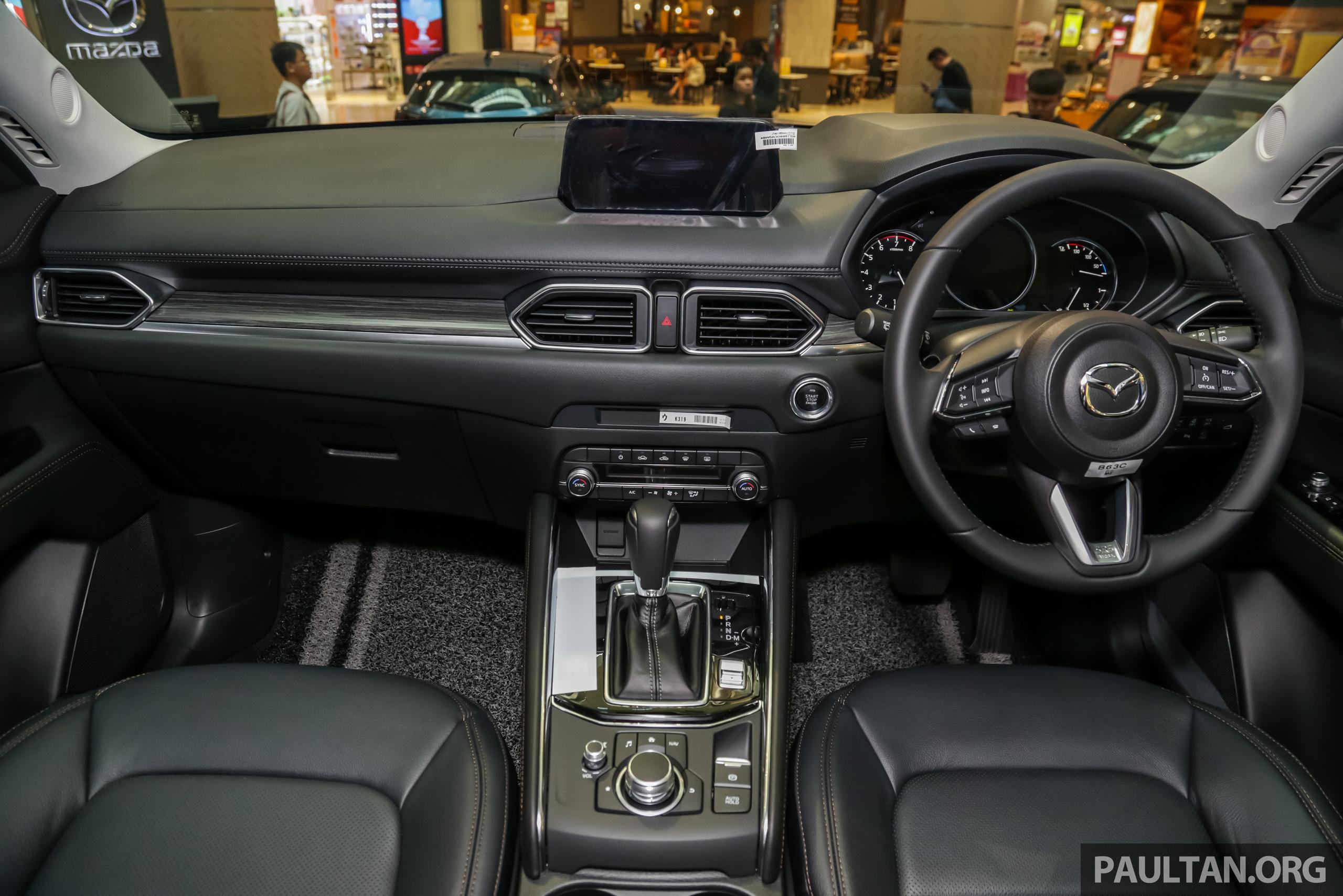 Kekurangan Mazda Cx 5 2.5 Turbo Top Model Tahun Ini