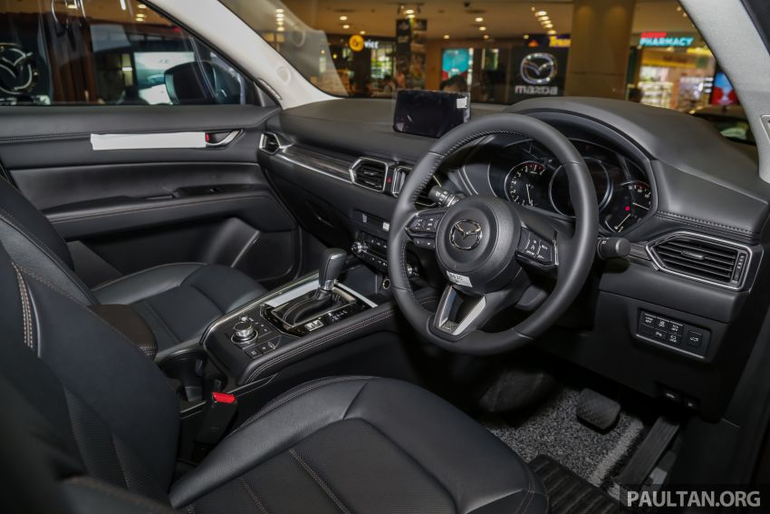 2019 Mazda CX-5 2.5L Turbo previewed in Malaysia Image #1010574