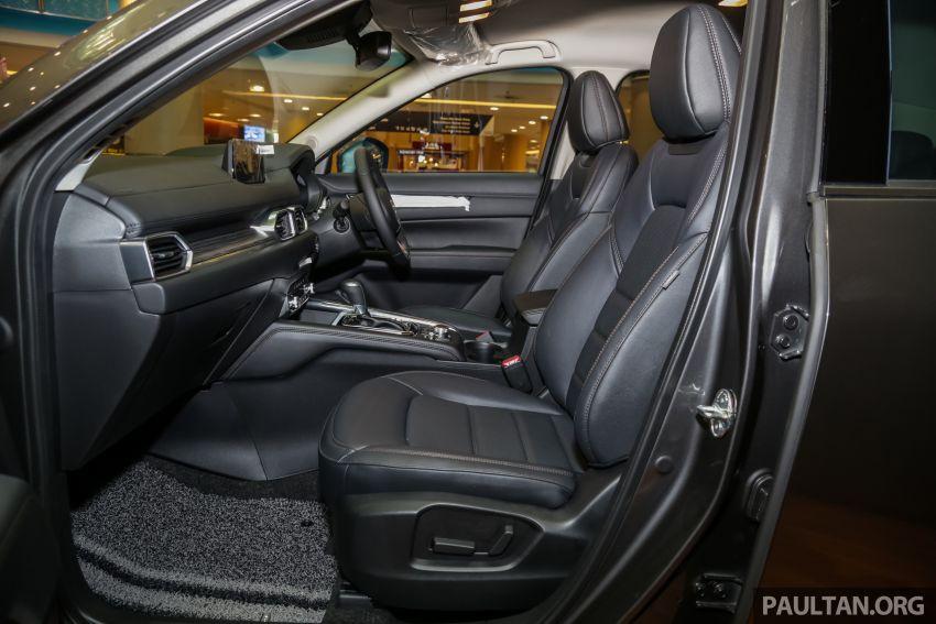 2019 Mazda CX-5 2.5L Turbo previewed in Malaysia Image #1010598
