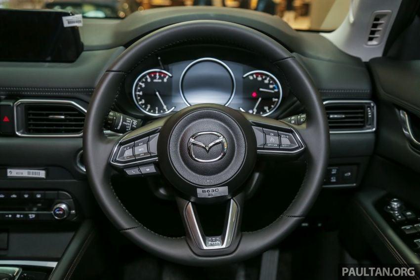 2019 Mazda CX-5 2.5L Turbo previewed in Malaysia Image #1010575