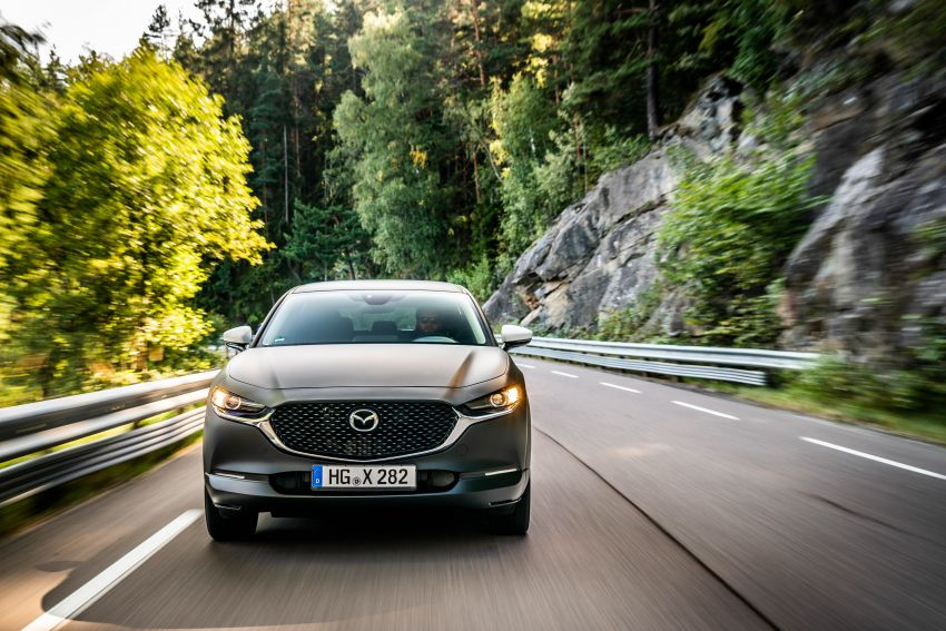 Mazda to unveil full EV at next month's Tokyo show Image #1016727