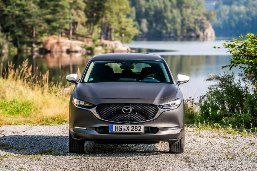 Mazda to unveil full EV at next month's Tokyo show Image #1016717