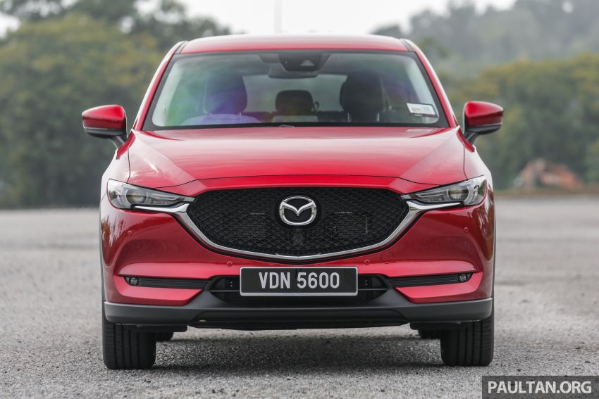 2019 Mazda CX-5 CKD launched in Malaysia – five variants, new 2.5 Turbo 4WD; from RM137k to RM178k Image #1022748