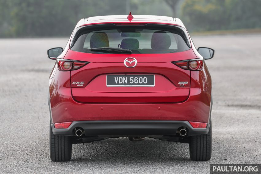 2019 Mazda CX-5 CKD launched in Malaysia – five variants, new 2.5 Turbo 4WD; from RM137k to RM178k Image #1022751
