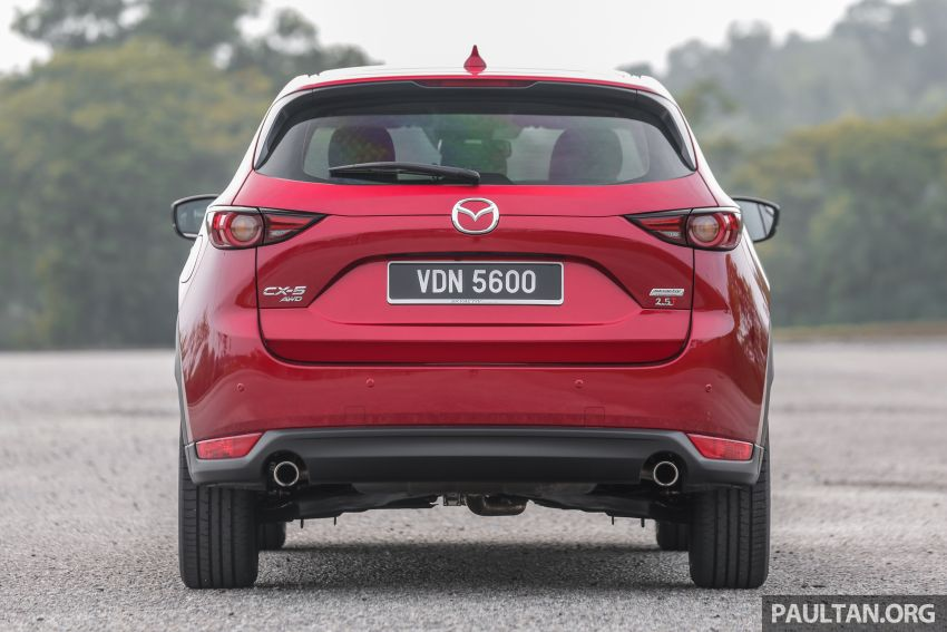 2019 Mazda CX-5 CKD launched in Malaysia – five variants, new 2.5 Turbo 4WD; from RM137k to RM178k Image #1022752