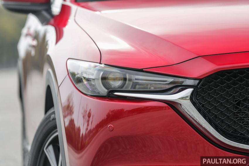 2019 Mazda CX-5 CKD launched in Malaysia – five variants, new 2.5 Turbo 4WD; from RM137k to RM178k Image #1022761