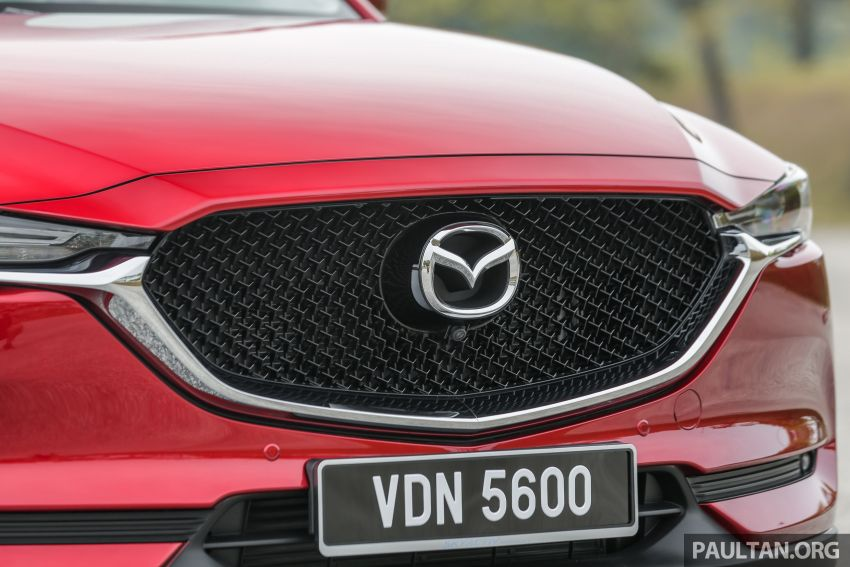 2019 Mazda CX-5 CKD launched in Malaysia – five variants, new 2.5 Turbo 4WD; from RM137k to RM178k Image #1022768