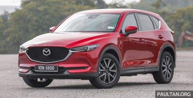 2019 Mazda Cx 5 Ckd Launched In