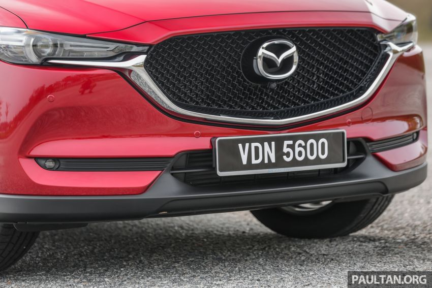 2019 Mazda CX-5 CKD launched in Malaysia – five variants, new 2.5 Turbo 4WD; from RM137k to RM178k Image #1022770