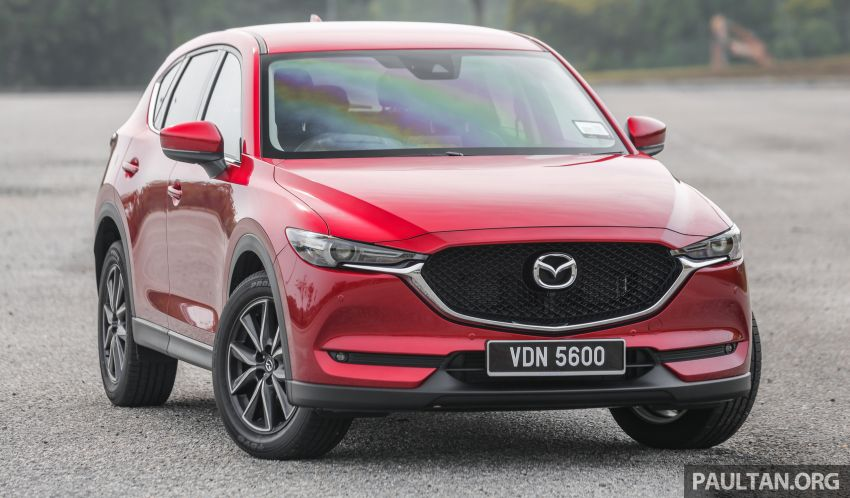 2019 Mazda CX-5 CKD launched in Malaysia – five variants, new 2.5 Turbo 4WD; from RM137k to RM178k Image #1022734